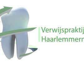 #30 untuk Dental logo Verwijspraktijk Haarlemmermeer oleh kurtschoerie