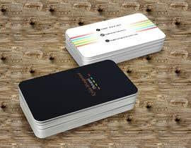 Nro 6 kilpailuun Business Card design käyttäjältä Fidelism