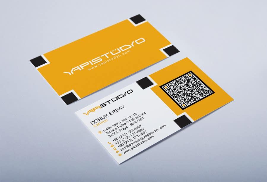 Penyertaan Peraduan #30 untuk Business Card design