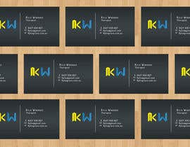 Nro 18 kilpailuun Business Card design käyttäjältä CabbNetic
