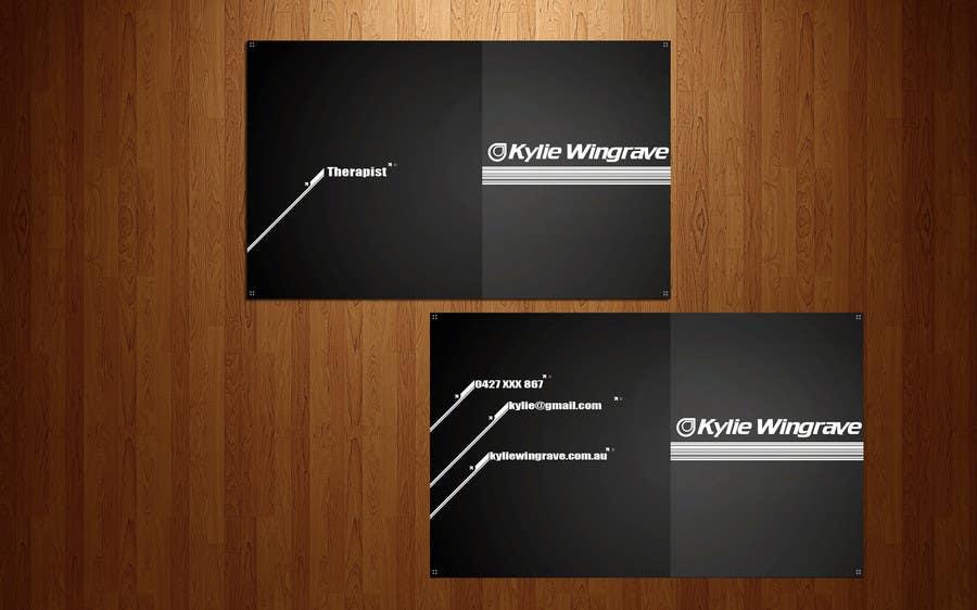 Penyertaan Peraduan #11 untuk Business Card design