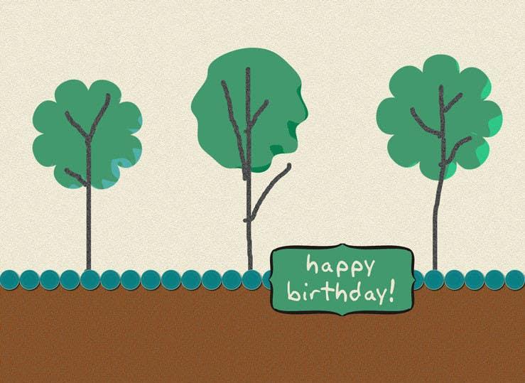 Bài tham dự cuộc thi #28 cho Design some Stationery for Adult Birthday card