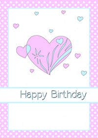 #26 for Design some Stationery for Adult Birthday card by LLInnovations