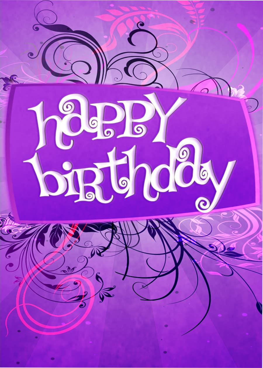 #29 for Design some Stationery for Adult Birthday card by rob9095