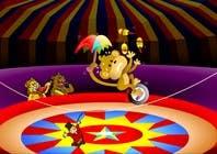 Graphic Design Contest Entry #7 for Illustration Design for Childrens Book - Circus Scene