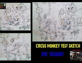 #6 untuk Illustration Design for Childrens Book - Circus Scene oleh geronimoeric