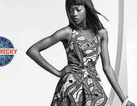 mkh55ec44a92789b tarafından Redesign Fashion Logo  for AfroRicky için no 22