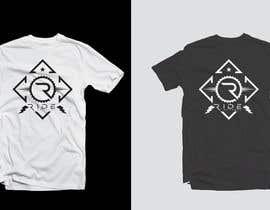 Nro 53 kilpailuun Design a T-Shirt for Motorcycle apparel Brand käyttäjältä bombom666