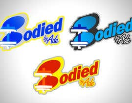 #41 cho Design a Logo for Bodied By Ade bởi nivleiks
