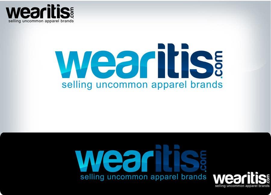 Bài tham dự cuộc thi #                                        601                                      cho                                         Logo Design for www.wearitis.com
