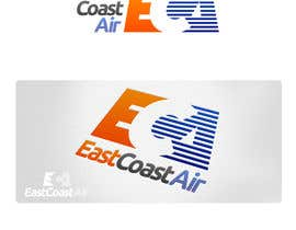 #402 para Design a Logo for East Coast Air conditioning & refrigeratiom por HallidayBooks