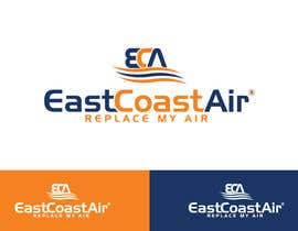 #474 para Design a Logo for East Coast Air conditioning & refrigeratiom por sagorak47