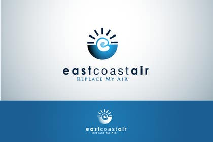 #170 for Design a Logo for East Coast Air conditioning & refrigeratiom by CTLav