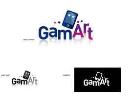 #98 para Logo Design for Mobile Game Company por ellecreativa