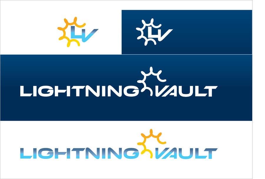 #22 for Design a Logo for LightningVault by davidliyung