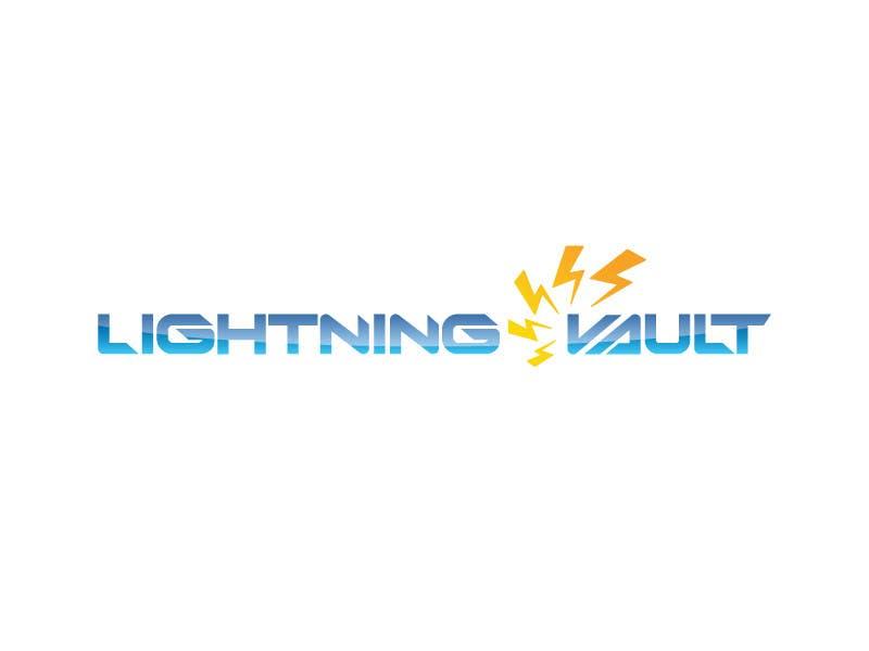 #14 for Design a Logo for LightningVault by peshan