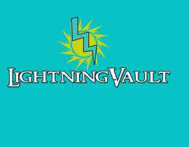 #7 for Design a Logo for LightningVault af naiksubhash