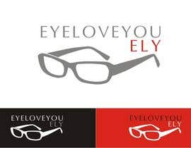 #4 for Logo Design For EyeWear Brand (EYELOVEYOU+ELY) by saryanulik