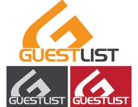 #15 for Design Logo for Guestlist Tool af MBBrodz