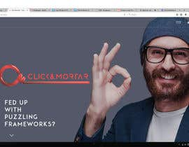 Alinawannawork tarafından Click & Mortar Logo Contest için no 29