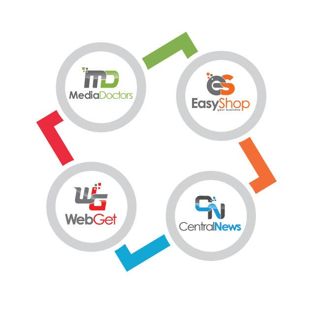 #10 for Visual style for displaying logos by CreativeHands1