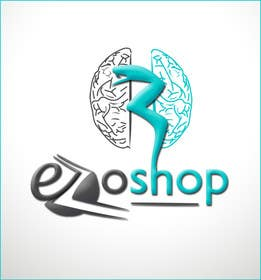 #44 for Design a logo for esoteric eshop by HussainNasr