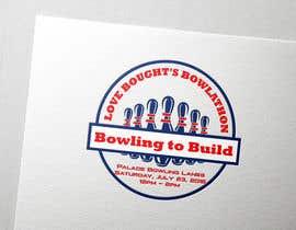 Nro 16 kilpailuun Design a Logo for a Bowlathon käyttäjältä aniktheda