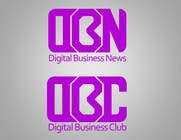 Bài tham dự #81 về Graphic Design cho cuộc thi Concevez un logo for DBN