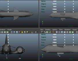 #7 untuk Do some 3D Modelling for Heavy Star Fighter oleh pir9008