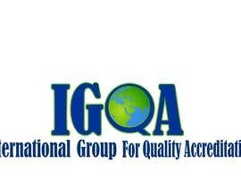 #8 para Design a new Logo for  International Group for Quality Accreditation(IGQA) por robertmorgan46