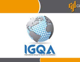 #4 para Design a new Logo for  International Group for Quality Accreditation(IGQA) por CasteloGD