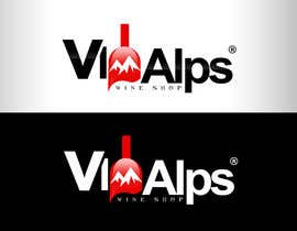 #235 для Logo Design for VinAlps от twindesigner