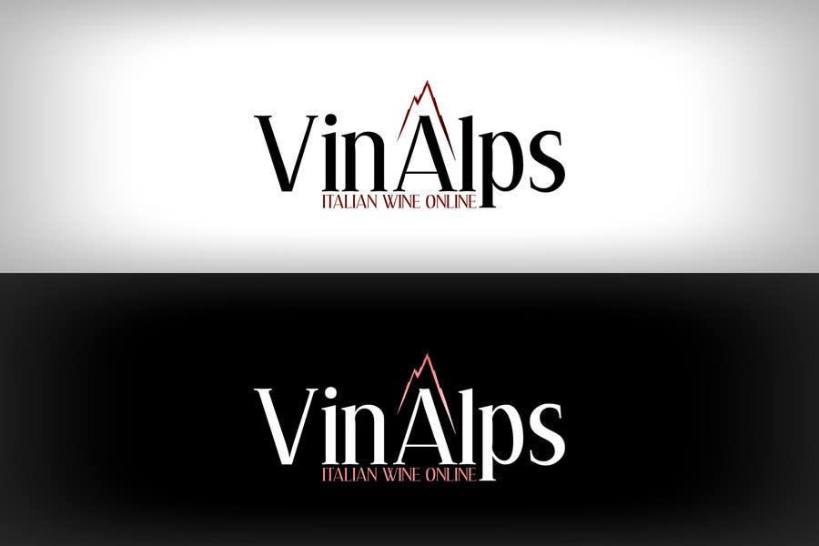 Bài tham dự cuộc thi #                                        117                                      cho                                         Logo Design for VinAlps