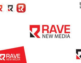ImArtist tarafından Design a Logo for Rave New Media için no 217