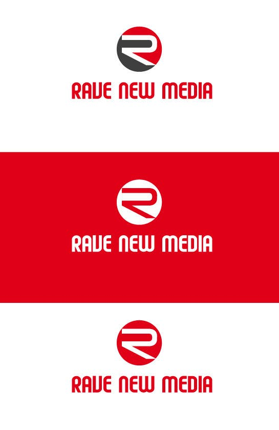Konkurrenceindlæg #183 for Design a Logo for Rave New Media