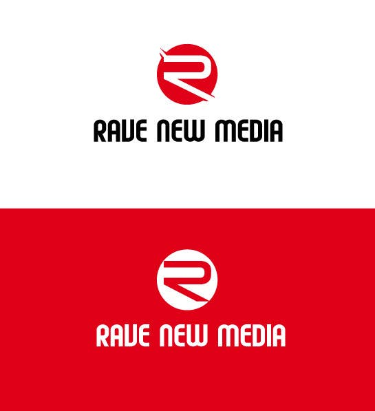 Konkurrenceindlæg #184 for Design a Logo for Rave New Media