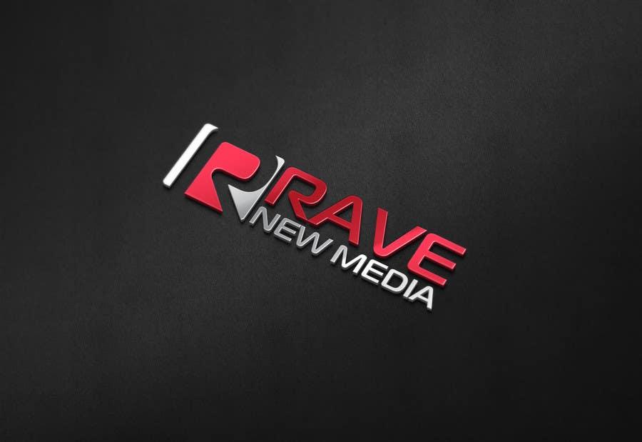 Bài tham dự cuộc thi #25 cho Design a Logo for Rave New Media