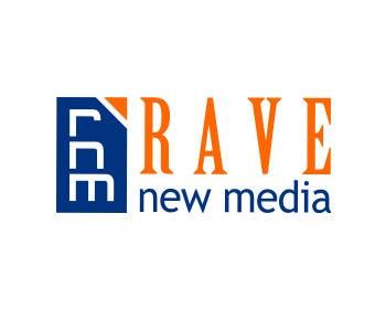 Konkurrenceindlæg #222 for Design a Logo for Rave New Media