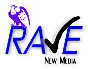 Bài tham dự #3 về Graphic Design cho cuộc thi Design a Logo for Rave New Media