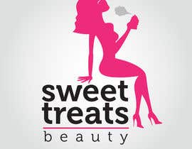 madelinemcguigan tarafından Design a Logo for Sweet Treats Beauty için no 66