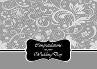 Contest Entry #7 for Design some Stationery for a Wedding Congratulations Card