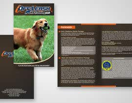 #5 for Design a Brochure for OLK9 Events with Package and Pricing Info by Wpconcept