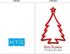 nº 9 pour Design HTG's Corporate Christmas Card par bennor