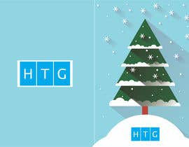nº 21 pour Design HTG's Corporate Christmas Card par pablopoeta