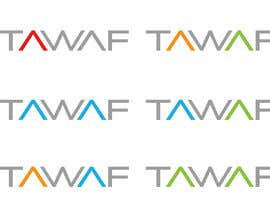 #283 for Design a Logo for TAWAF by alamin1973