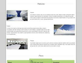 nº 8 pour Design of one HTML page based on Bootstrap 3 par abhij33td3sai
