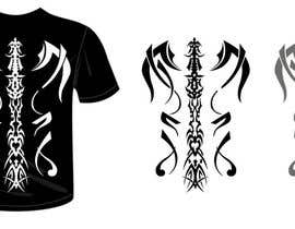 #33 for Tshirt Design Spine and Nervous System by Pahiramako2