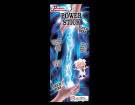 Nro 26 kilpailuun Power Stick Packaging käyttäjältä rajcreative83