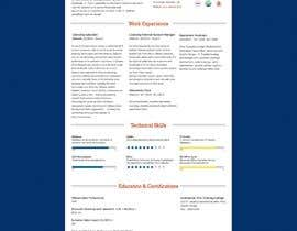 #6 for Resume Creation - Design Requirement af raj1523