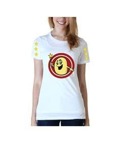 ozafebri tarafından Design a child style T-Shirt -- 2 için no 5